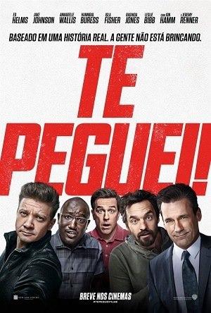 Te Peguei! Blu-Ray Torrent Download