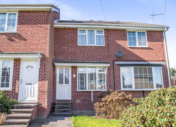 Harrogate Property News - 2 bed end terrace house for sale Timble Grove, Harrogate, North Yorkshire, HG1