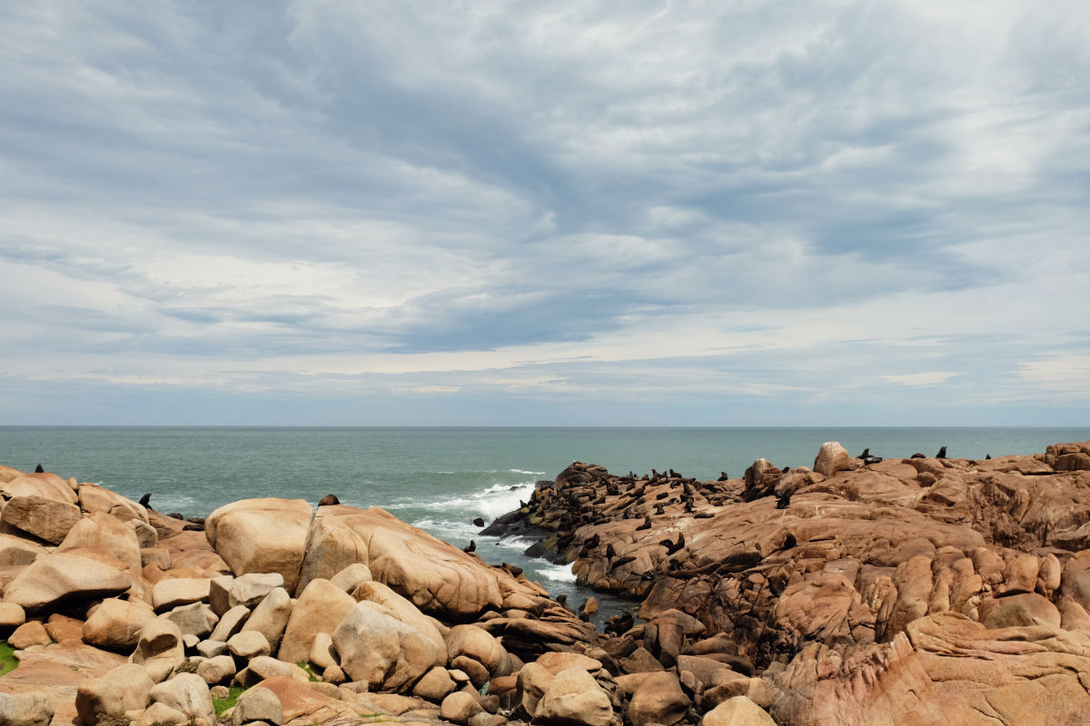 Cabo Polonio Uruguai