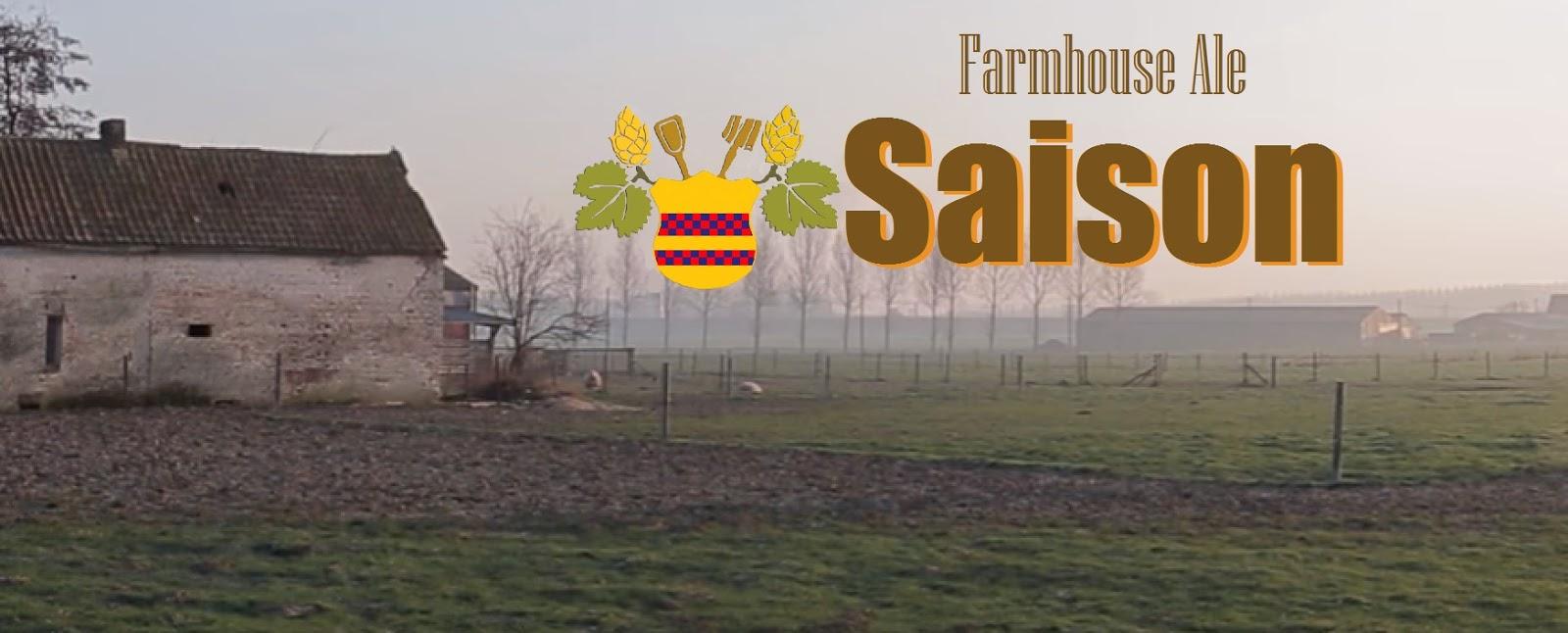 homebrewingcondor Pseudo Saison Farmhouse Ale
