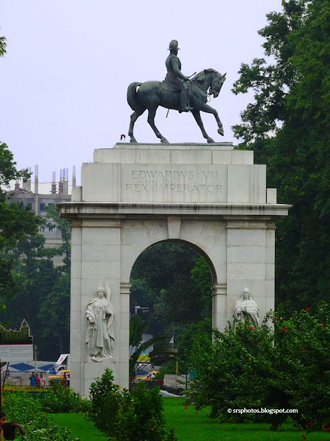 Southern Gate of Victoria Memorial, Kolkata