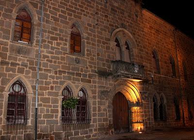 Palacio de Monroy en Plasencia