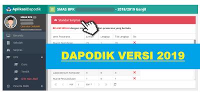 gambar aplikasi dapodik versi 2019