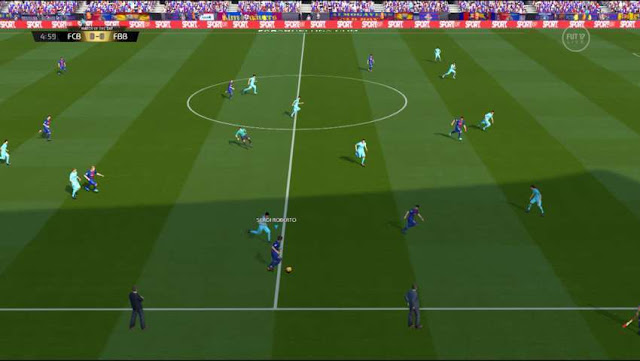 AZ Pitch Evolution PES 2017