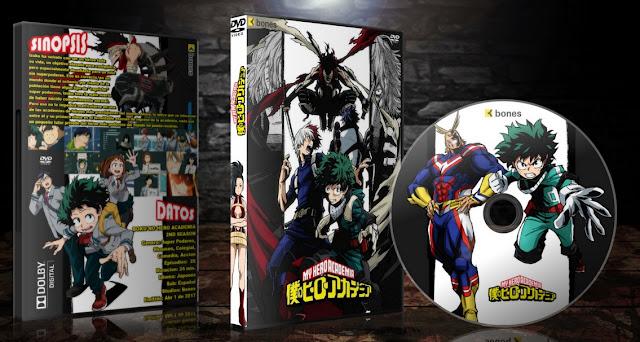 Boku no Hero Academia 2nd Season Vol.2   Cover DVD   MEGA  
