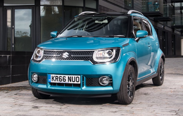 2018 Suzuki Ignis Design