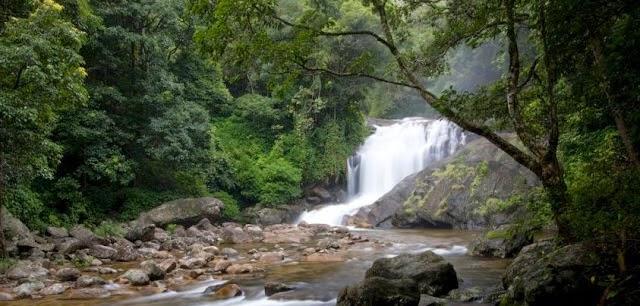 Lakkam Waterfalls Munnar