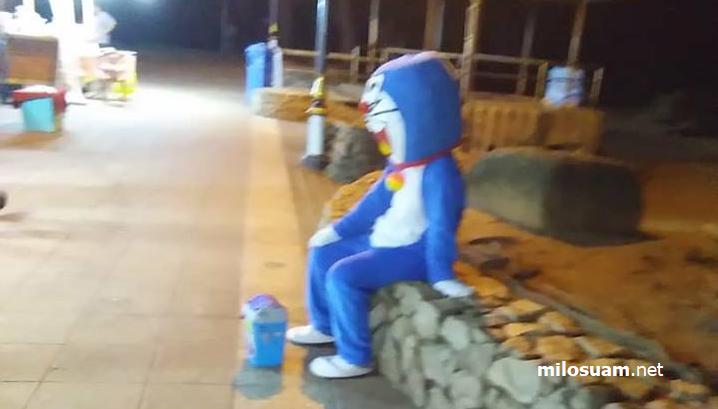 Makcik Doraemon