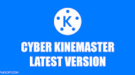 Download Cyber KineMaster v4 Latest Version Android