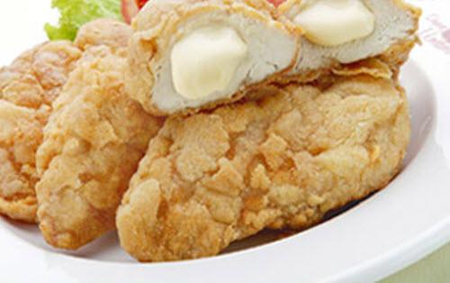 Hasil gambar untuk Dada Ayam Isi Keju