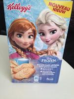 Biscuits Kellogg's La Reine des Neiges