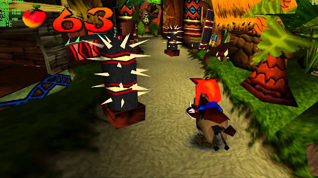 Crash Bandicoot screenshot 2