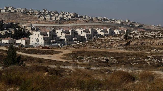 Israel planea construir 20 000 nuevas casas en Cisjordania ocupada
