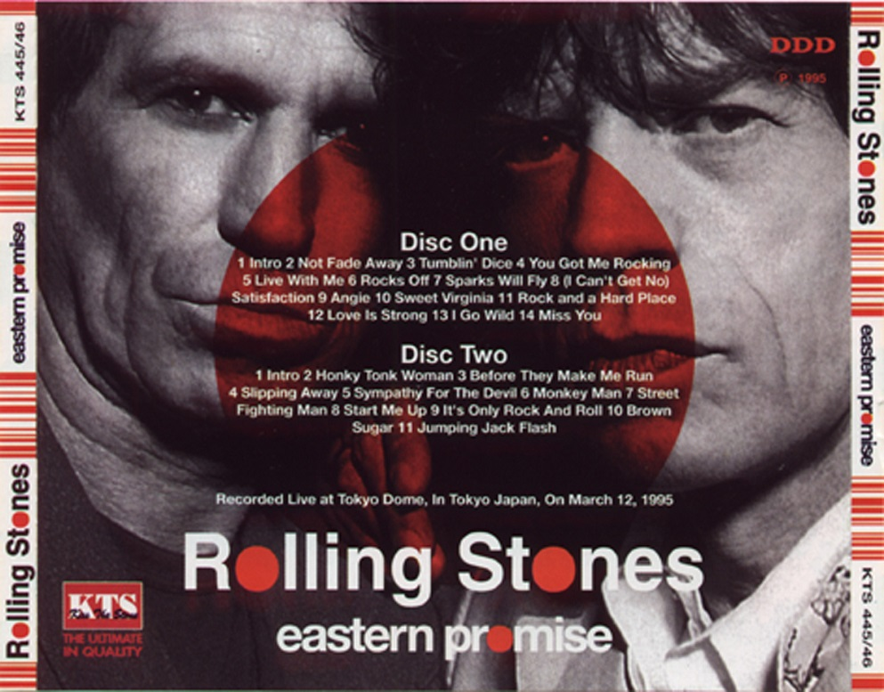 Rolling Stones the Rolling stones Flac