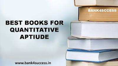Best Quantitative Aptitude Book for Bank Exam