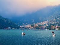 Nainital Tourism, Nainital Hill Station Tour