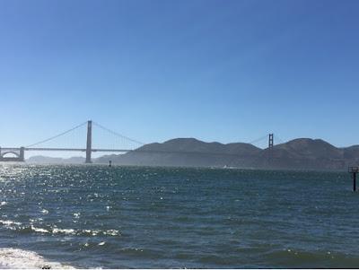 Roadtrip USA - on the road again - California - San Francisco Golden Gate