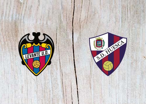 Levante vs SD Huesca - Highlights 7 April 2019