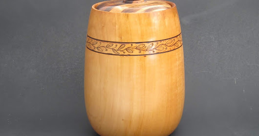 Lidded Kitchen Canister