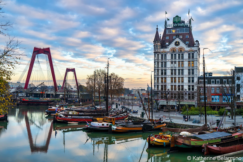 Oude Haven Rotterdam Things to Do