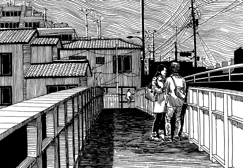 17-Evgenii-Sarychev-Japanese-Urban-Sketch-Drawings-www-designstack-co
