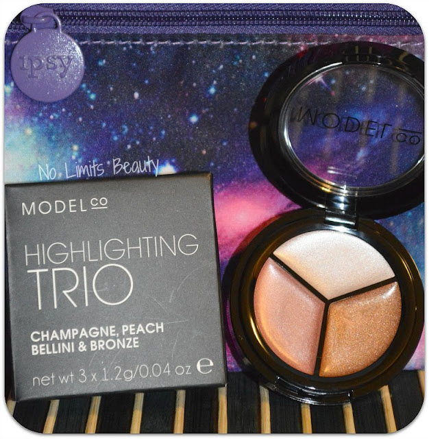Ipsy Noviembre 2015 - ModelCo Highlighting Trio