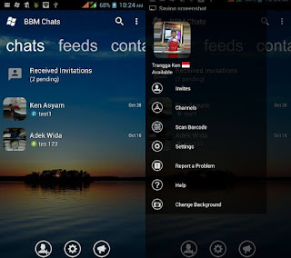 BBM WP Trans with Change Background v3.1.0.13 Apk Terbaru Full Features