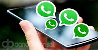 Mengatasi Pesan Whatsapp Tidak Masuk Jika Tidak Dibuka