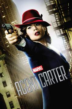 Agent Carter 1ª Temporada Torrent – WEB-DL 720p Dual Áudio