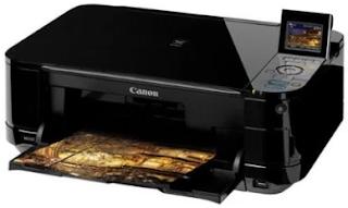 Canon PIXMA MG5140 Driver Printer & Software Installation Download