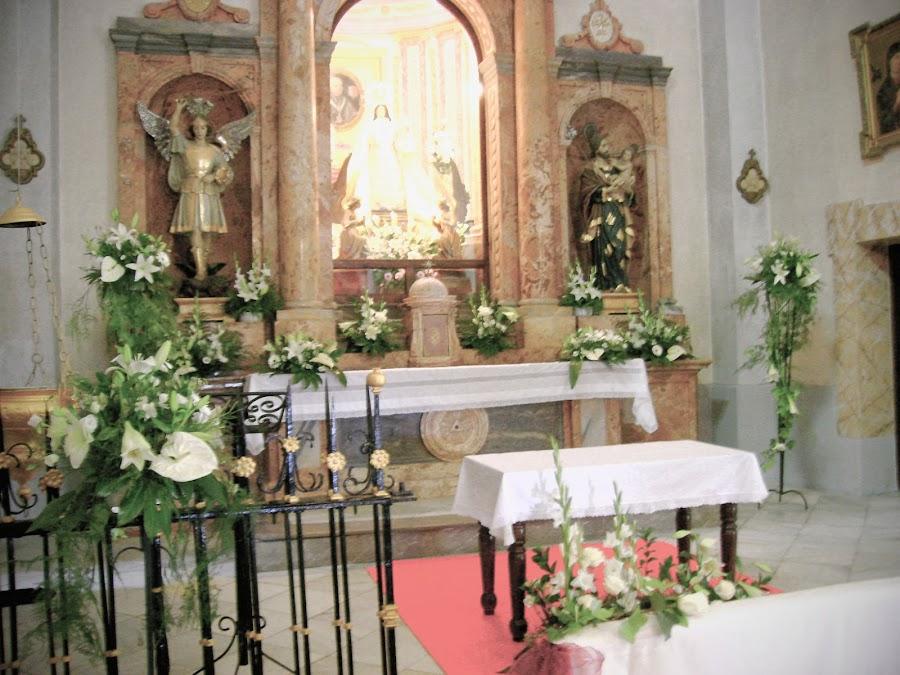 decoracion floral. Mis Secretos de Boda Events. Almería
