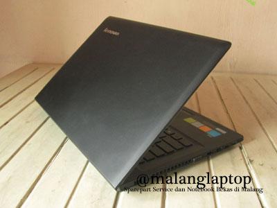 Laptop Bekas Gaming Lenovo G40