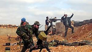 Militer Suriah Tangkal Serangan Teroris di Hama