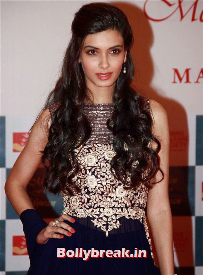 Diana Penty, Top Bollywood Celebs at Men For Mijwan Charity Fashion Show