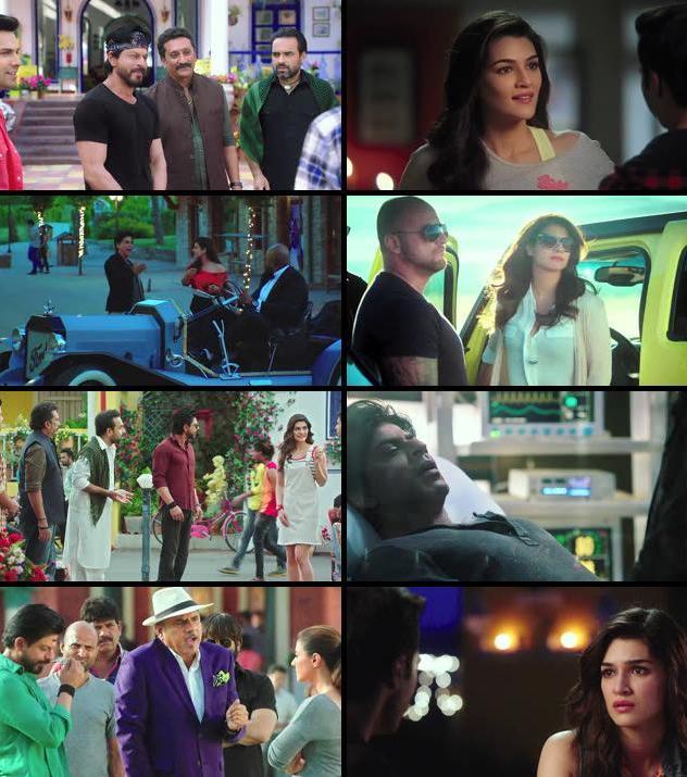 Dilwale 2015 Hindi 480p BluRay
