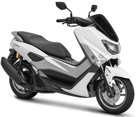 Spesifikasi dan Harga New Yamaha NMAX 155 Terbaru 2018