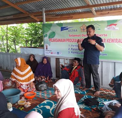 KBA Alue Naga Aceh dan Rumoh Tiram