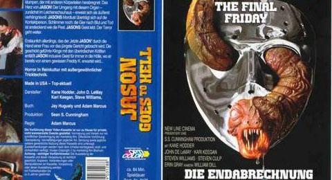 Jason Goes To Hell – Die Endabrechnung Stream
