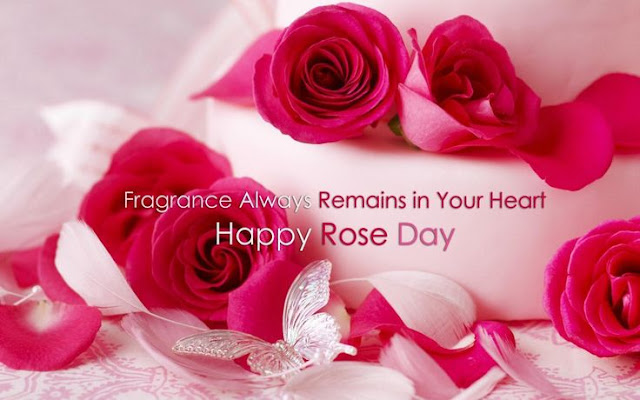 Rose Day SMS for Girlfriend 2017