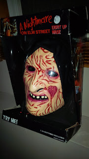 2 Cool Ghouls Freddy Krueger Light Up Mask