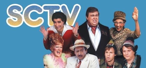SCTV John Candy