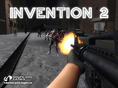 لعبة قتال الزومبي اختراع 2 Invention