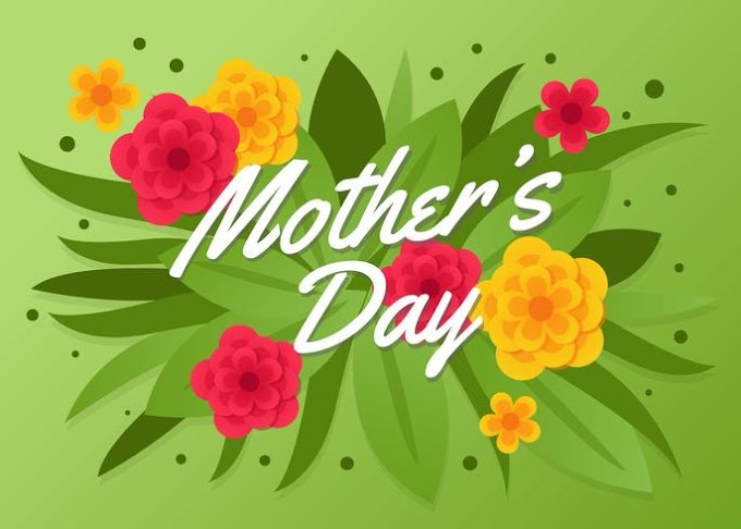 Happy Mother's Day Banner Design free vector