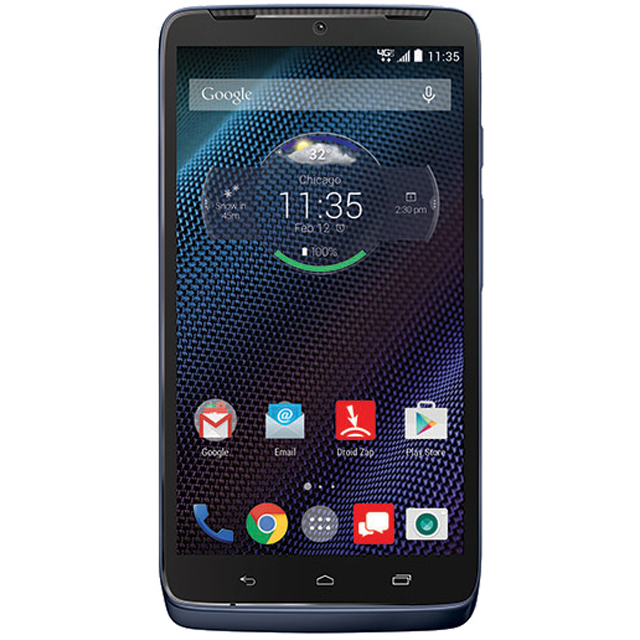 Verizon announces Motorola DROID Turbo in blue