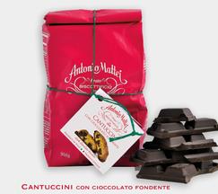 Cantuccini con cioccolato fondente Antonio Mattei c539b5330cd5