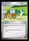 My Little Pony Sandbar, Student of Friendship Friends Forever CCG Card