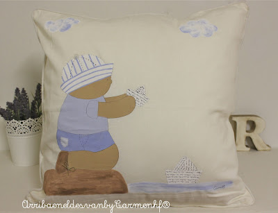 children´s -cushion,cojín-infantil