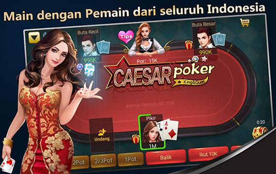 Game Poker Texas Caesar v1.0.0 APK