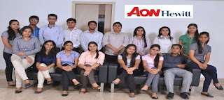 Aon Hewitt Walkin Interview for Freshers: 2014/2015/2016