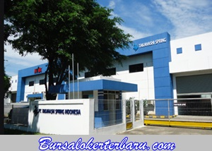 Lowongan Kerja Terbaru Cikarang : PT. Takahashi Spring Indonesia - Operator Produksi/Warehouse